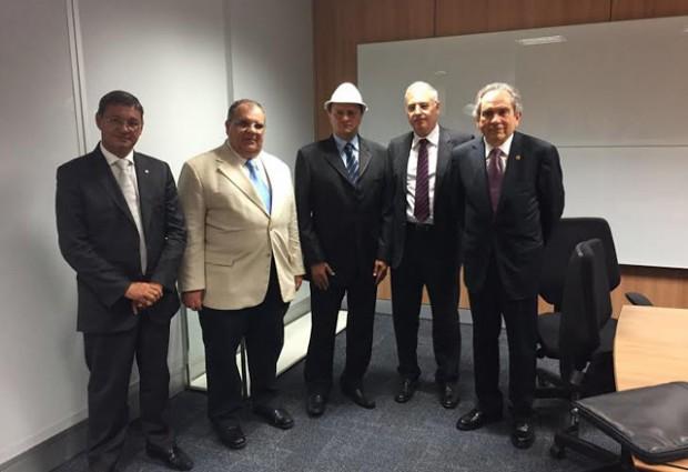 Banco do Brasil acata pedido de Rômulo e Lira e decide permanecer com agências em Mogeiro, Cabaceiras e Serraria