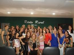 Grupo Preciosas de Jesus do WhatsApp realiza primeiro encontro