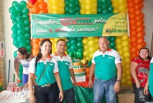 Supermercado São Pedro comemora 10º aniversário, veja fotos e vídeo