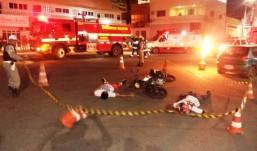 Bombeiros realizam simulado de acidente automobilístico em Guarabira
