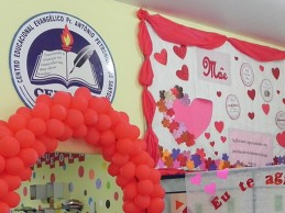 CEEPAPS realiza comemoração ao Dia das Mães com alunos