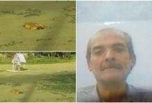 Corpo de homem desaparecido é encontrado boiando em lago, em Guarabira