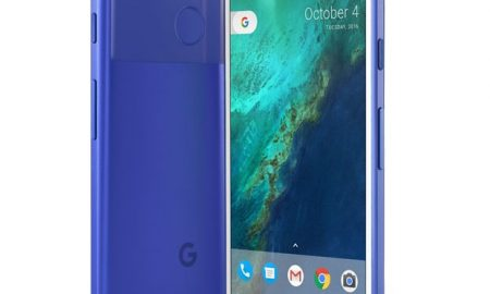 Pixel, novo smartphone do Google que substitui a linha Nexus (Foto: Divulgação/Google)