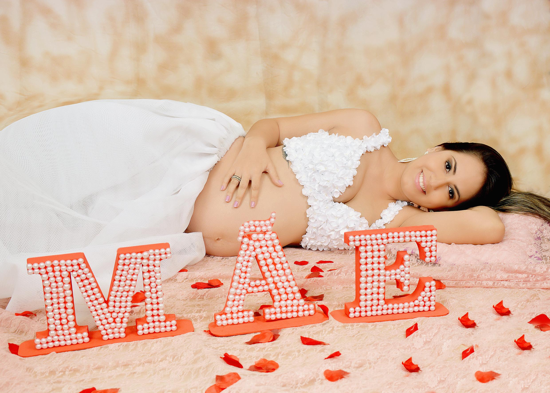 Mamãe DEYSE pelas lentes de Roberto Photo Studio