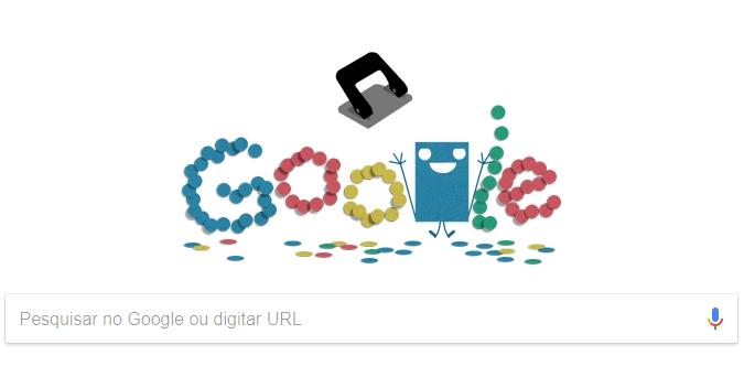 google_comemora_131_anos_do_perfurador_de_papel