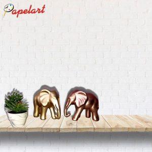 Está precisando decorar a sua casa e dar aquela renovada? Aqui na Papelart você encontra a decoração ideal para todos os estilos! Elefante decorativo R$ 37,89 (Preço em 24/08/2020. Consulte o valor atual quando for comprar!)