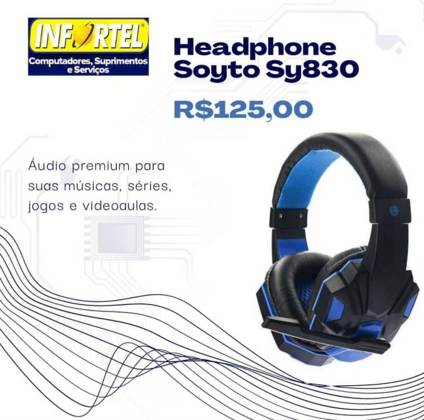 INFORTEL__Headphone_Soyto_Sy830