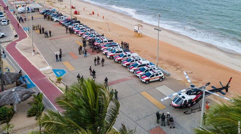Segurança realiza força-tarefa para combater crimes no Litoral Sul –  brejo.com